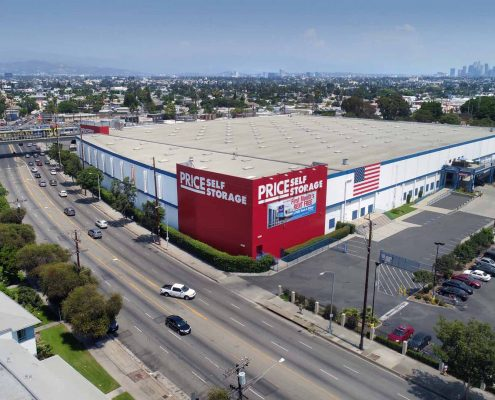 La Brea Rodeo Self Storage