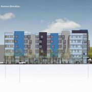 The Link Apartments Rendering