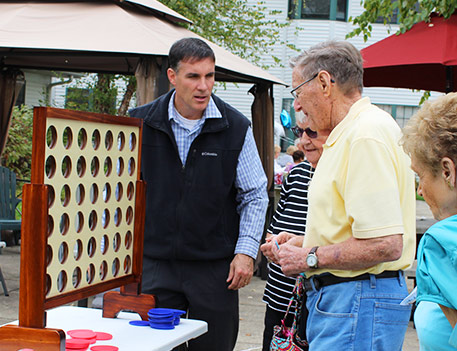 Ohio's Top Skilled Nursing Facility Activities -  Games