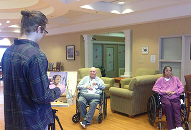 Ohio's Top Skilled Nursing Facility Activities -  Art