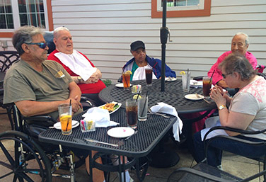 Ohio's Top Skilled Nursing Facility Activities - Socializing