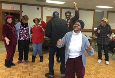 Ohio's Top Skilled Nursing Facility Activities -  Dancing