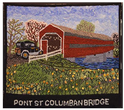 Le Pont St-Colomban. Dawna Matthew