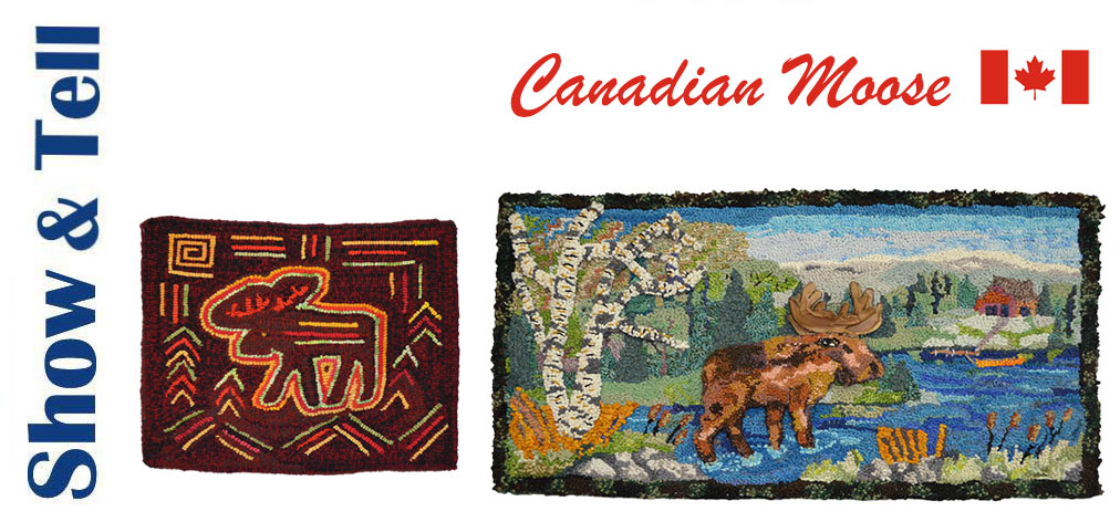 Special Show & Tell: Canadian Moose