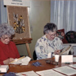 1993 / Participation de la guilde au Carnaval d'hiver ___ Lakeshore Hooking Craft Guild Show at the Winter Carnival 1993 Show