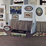 1995 / Exposition du 20e anniversaire de la guilde___ Lakeshore Hooking Craft Guild Show 20th Anniversary Sept.-30 - Oct. 1st, 1995