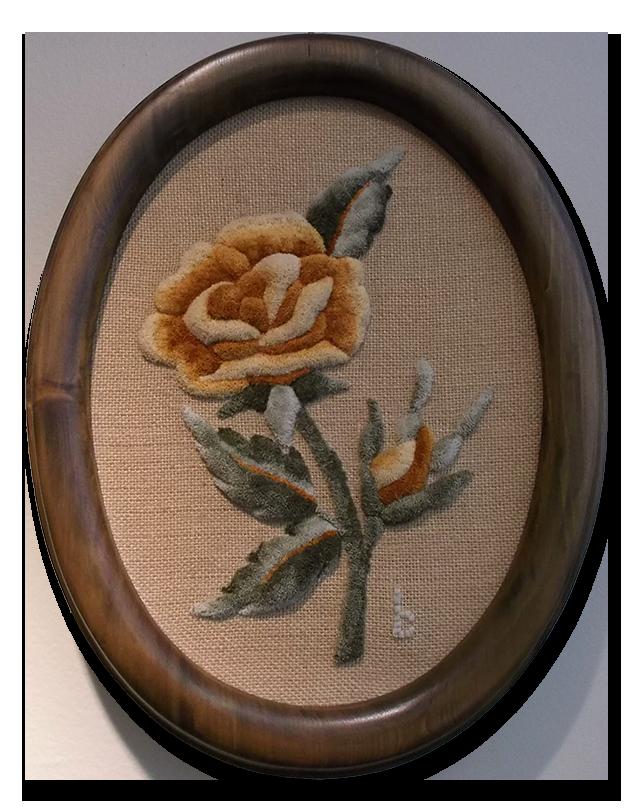 Lorayne Charenko. Victorian Rose