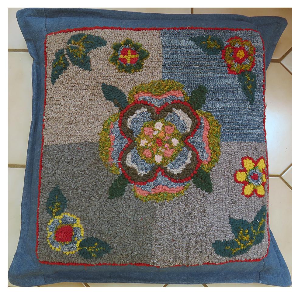 Dawna Matthew. First Pillow. Original.