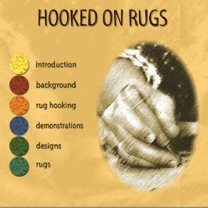 Hooked On Rugs