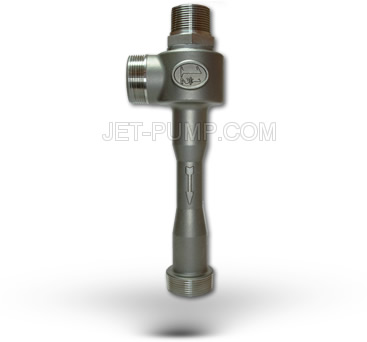 Steam Jet Eductor for Heating