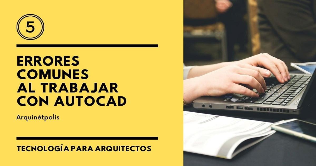 Trabajar con AutoCAD