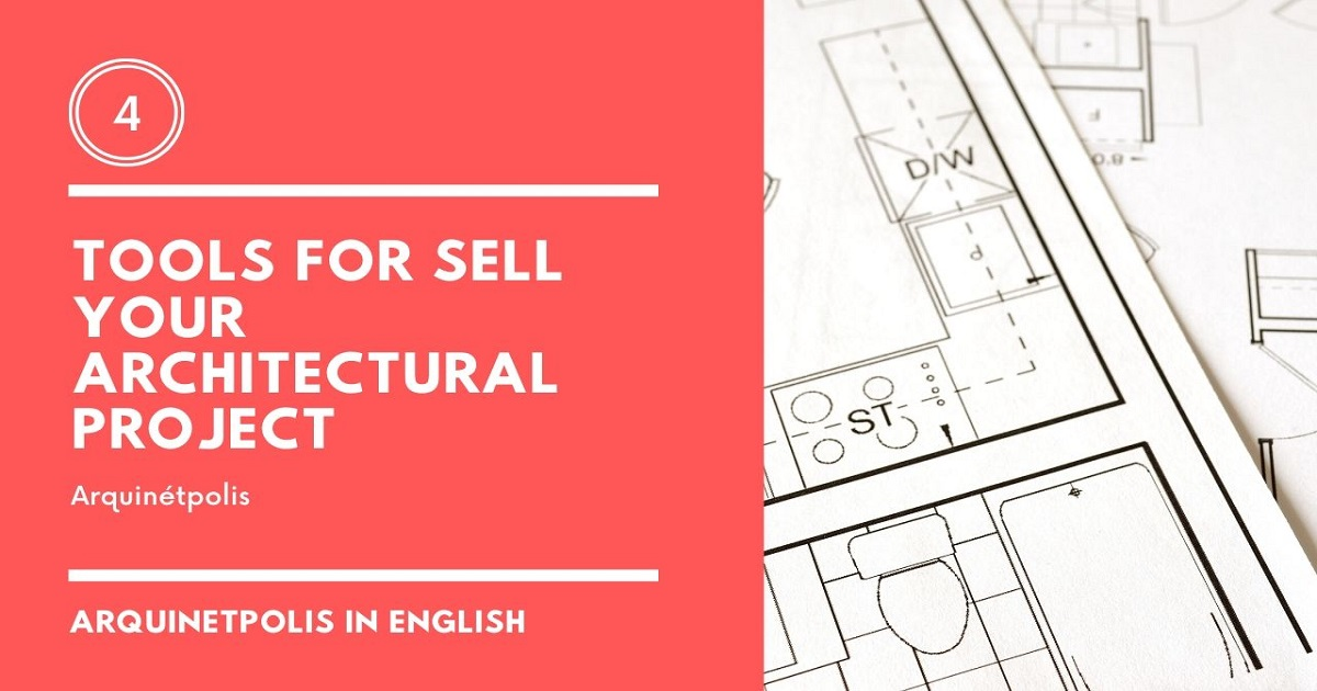Sell your achitectural project