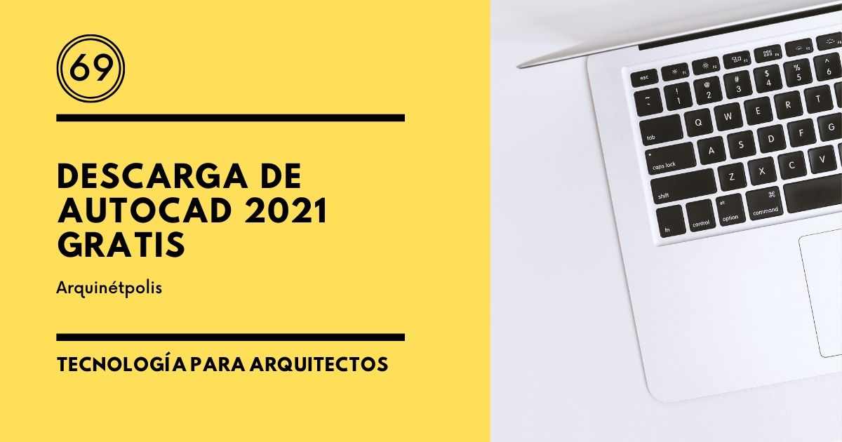 Descarga de AutoCAD 2021