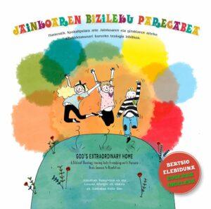 Children's book in Basque