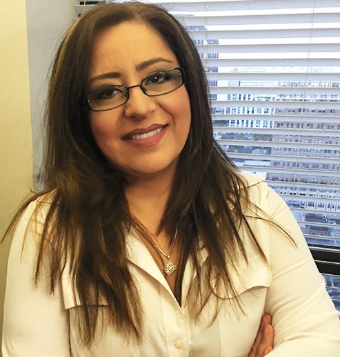 Dr Maryam Hafezi