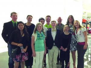 2014/2015 Grand Junction Young Entreprenuers Academy