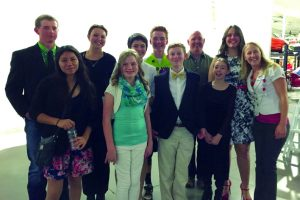 2014/2015 Grand Junction Young Entreprenuer Academy
