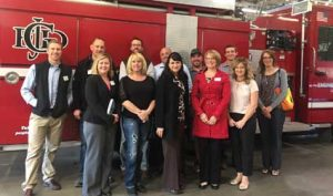 2016/2017 Mesa County Leadership Class City/County Government Day