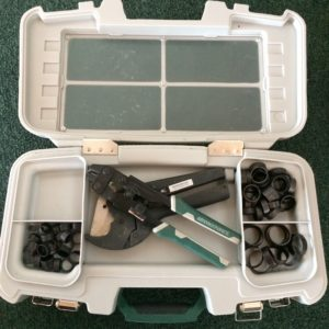 Menards Masterforce PEX Toolkit