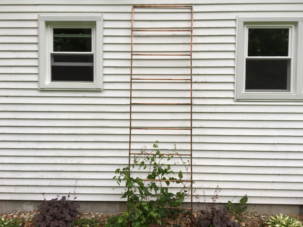 how to build simple trellis