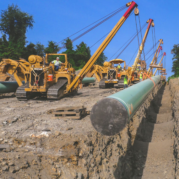 Energy Transfer - Pipeline Easements - Land Acquisitions Inc