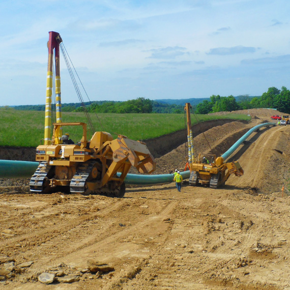 Andre Landry Utility - Pipeline Easements - Land Acquisitions Inc