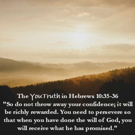 Hebrews 10-35-36 image