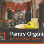 pantry organization for the cluttered kitchen