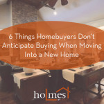 6 Things Homebuyers Don't Anticipate Buying When Moving Into a New Home