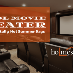 A Cool Movie Theater for Those Brutally Hot Summer Days
