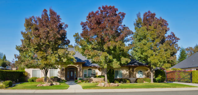 We sold this executive home in the Carriage Glen neighborhood of Redding in 2016.
