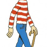 Oh, there's Waldo.