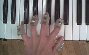 Thinking that someone can improve coordination by training strength, is like thinking that someone can train with finger weights in order to become skilled at the piano.