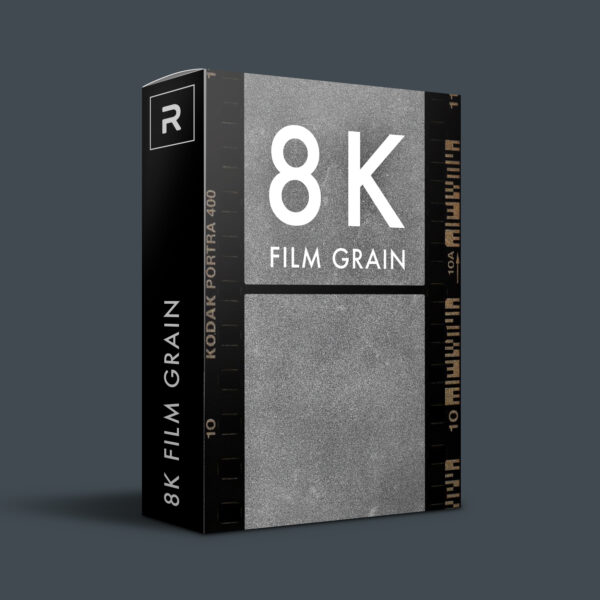 8K Film Grain Asset