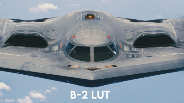 Aviator LUT Pack: B-2 LUT Example 1