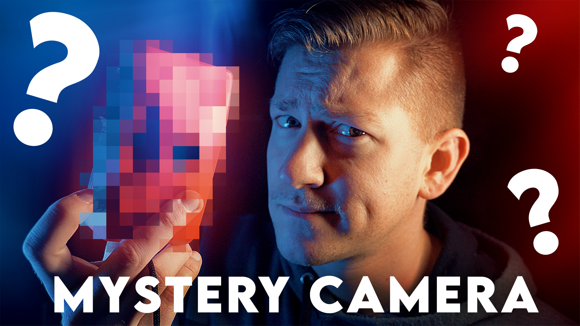 What Is This MYSTERY Camera? – 35mm THRIFT STORE Find