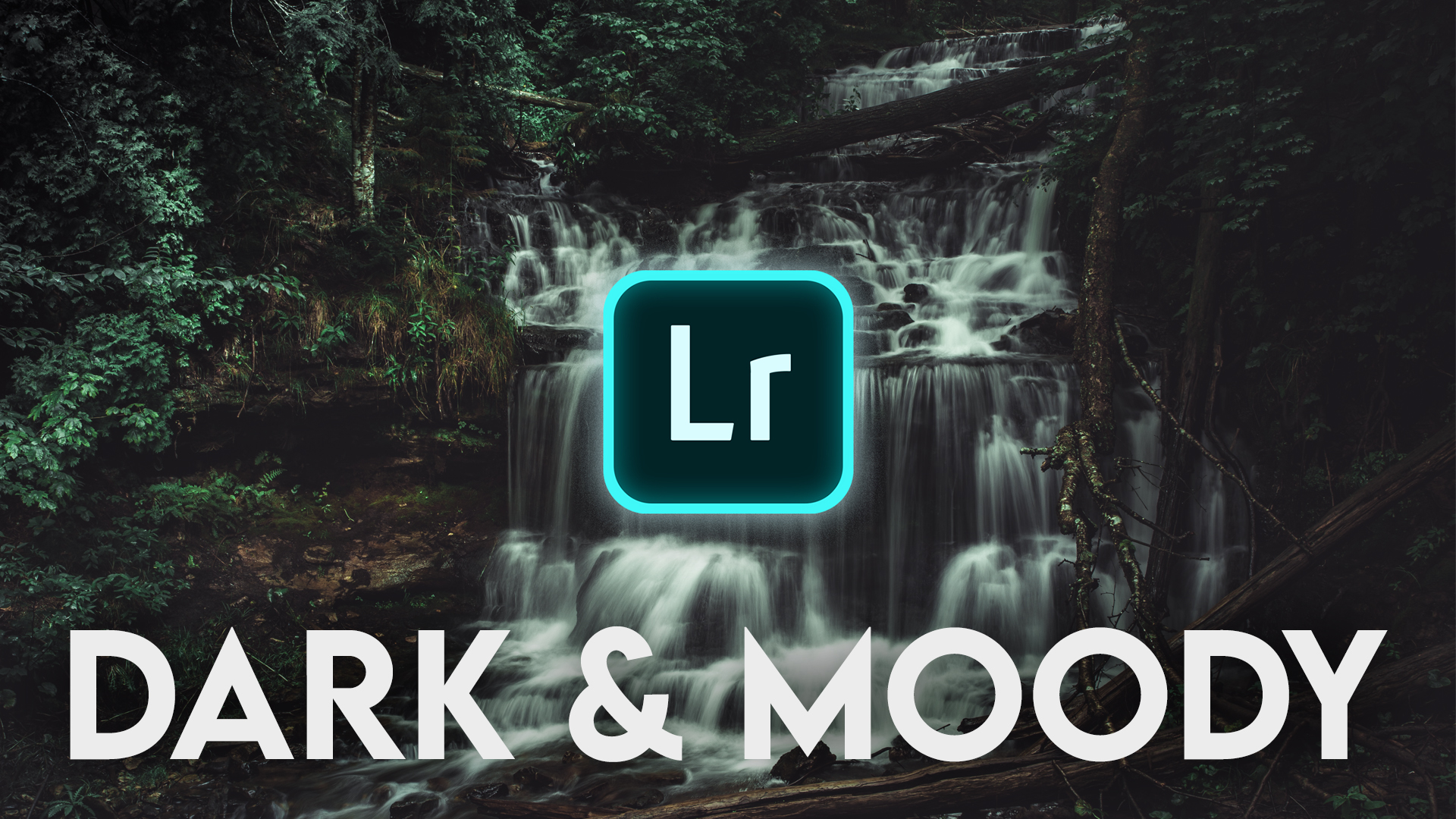 Dark & Moody Lightroom Mobile Tutorial