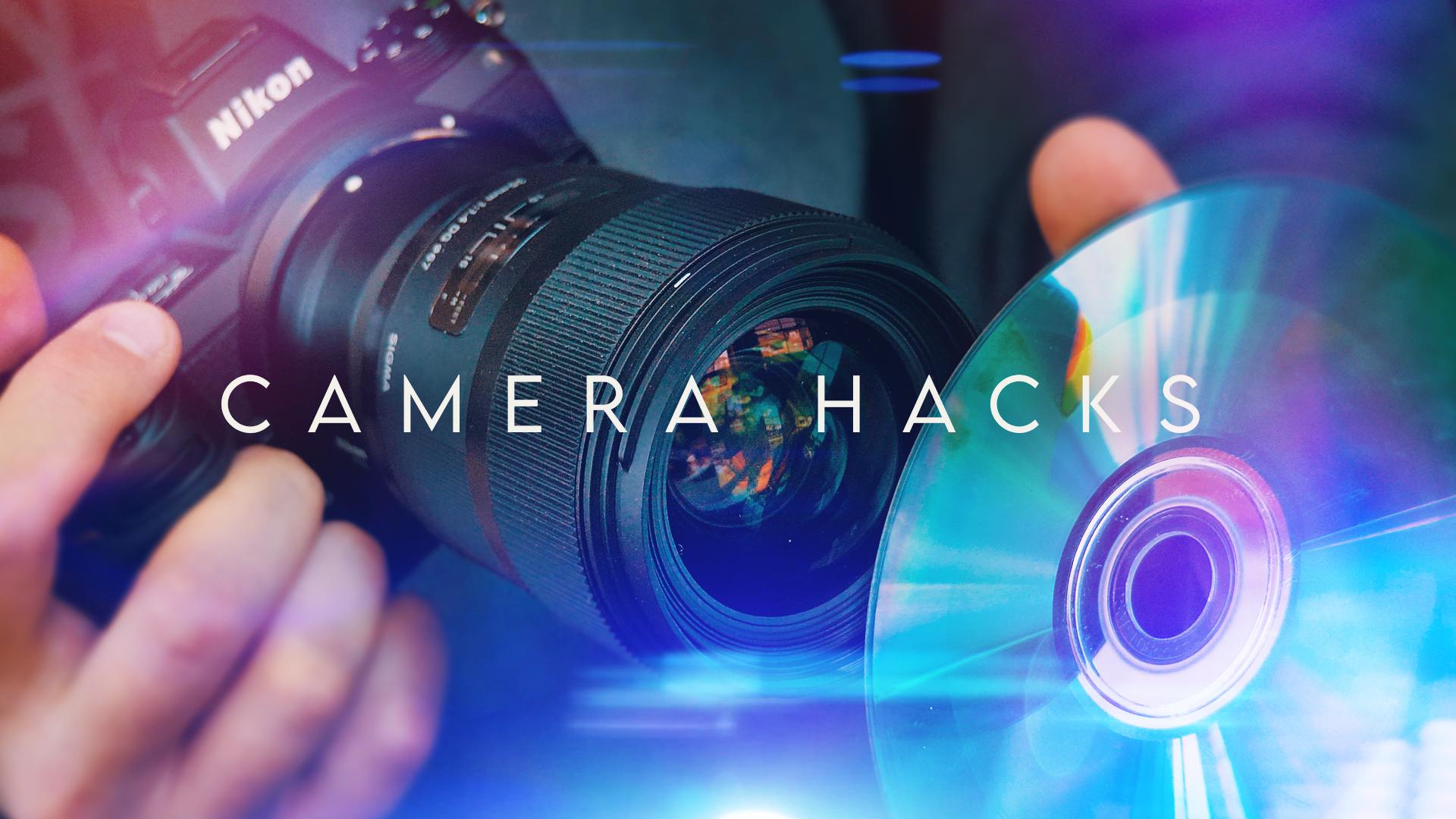 Easy Camera Hacks
