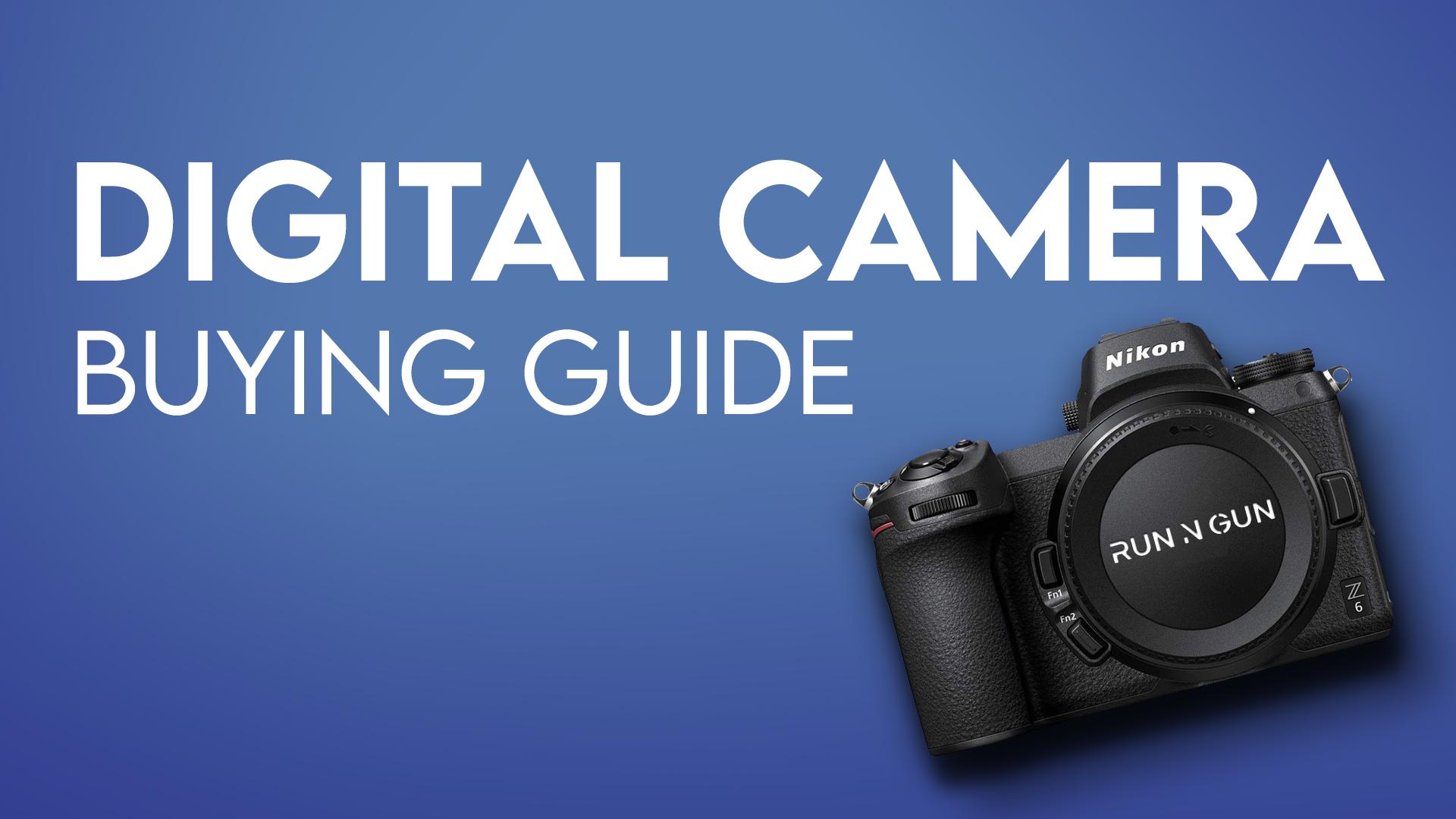 Ultimate Camera Buying Guide: 2020