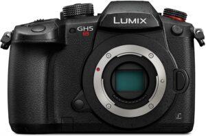 gh5s lumix panasonic high end 4k mirrorless camera