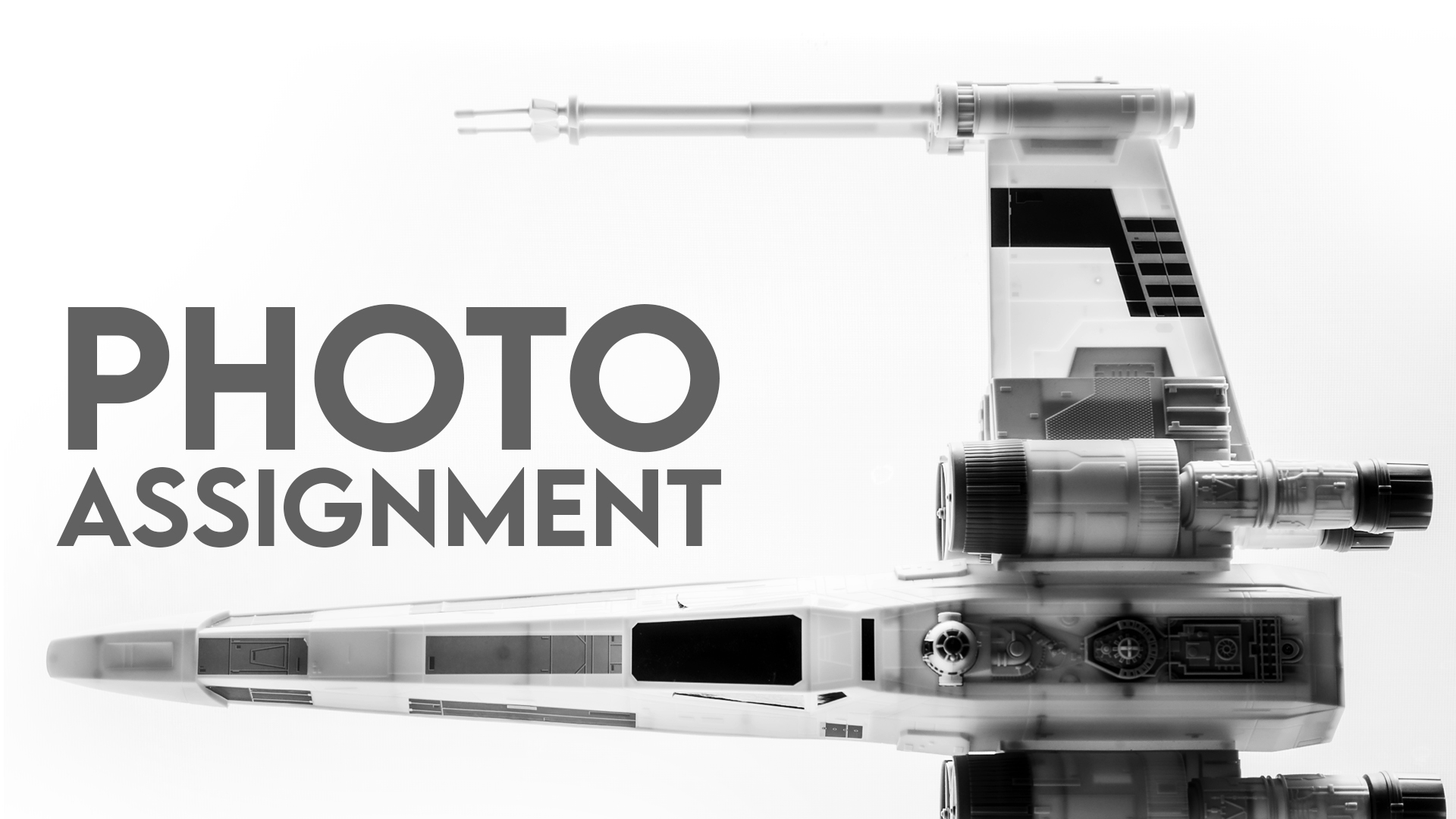 Photography Assignment: Light