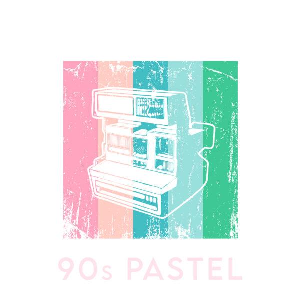 90s Pastel