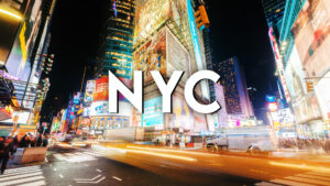 Day to Night: NYC Timelapse