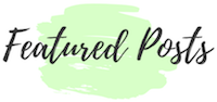 Blog Home Page Banner & Headings