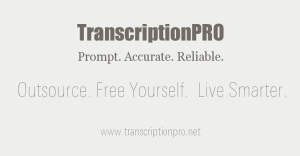 online transcription service