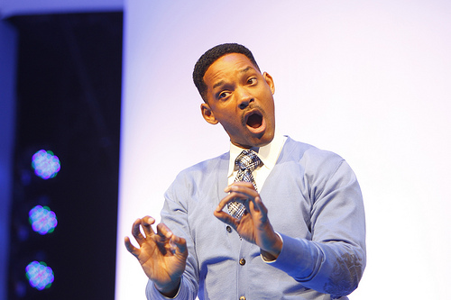 business transcription service - presentation - will smith