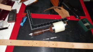 Leather Goods in The Making - Belt