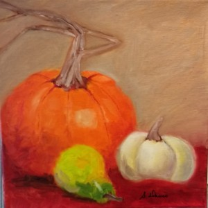 Still Life, Sharon Davis