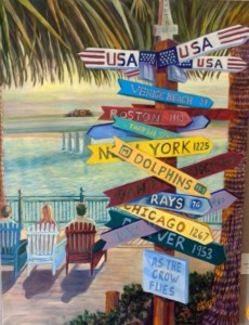 Slice of Americana, Sharon Harris People's Choice Award