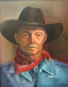 Ranch Hand, Patricia Otto 2nd Place Painting